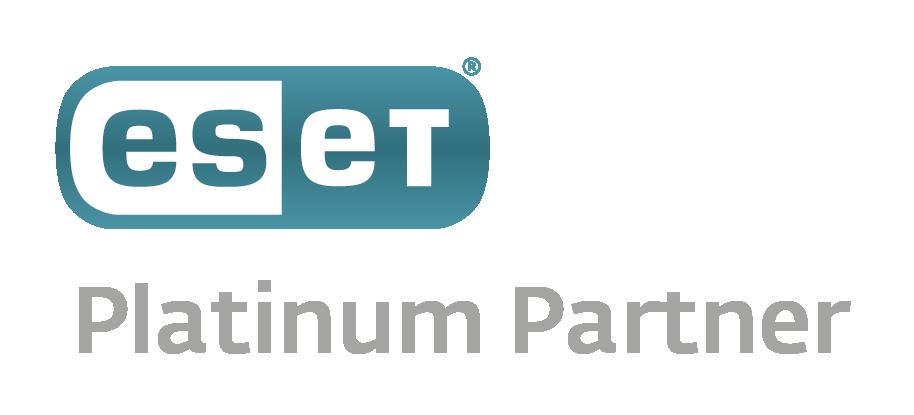 die atecto ist ESET Platinum Partner