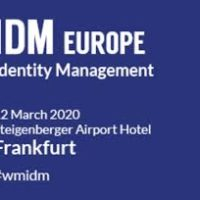 12.03.2020 IDM Europe in Frankfurt!